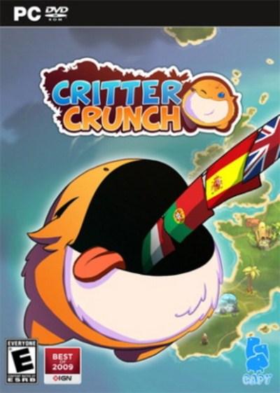 Critter Crunch pc