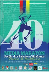 LX MEDIA MARATÓN SEVILLA-LOS PALACIOS