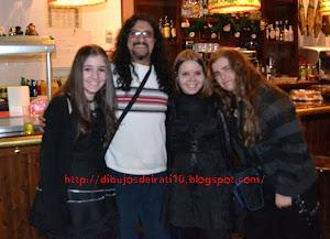 Con Jose Andrea