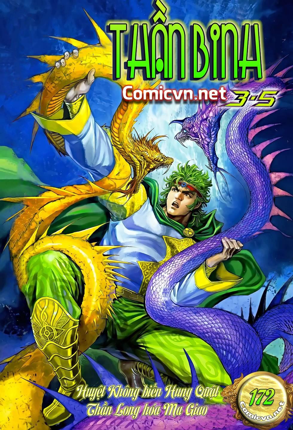 Thần binh huyền kỳ 3 - 3.5 tập 172 - 1