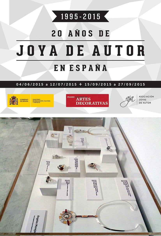 """Exposición """"20 Años de Joyas de Autor en España"""""""