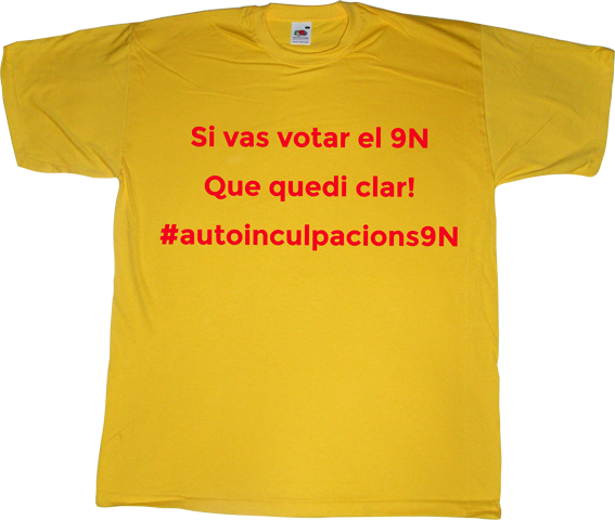 anc assemblea nacional catalana catalonia freedom referendum 9n independence useless spanish justice useless spanish politics t-shirt ephemeral-t-shirts
