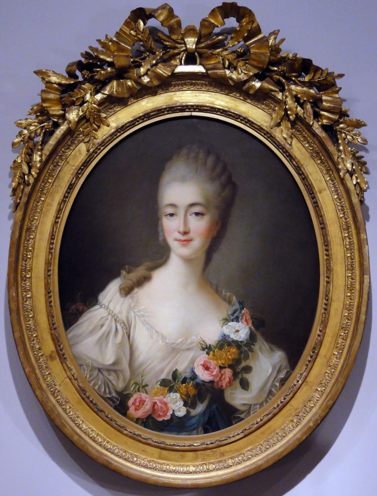 Madame du Barry, circa 1770
