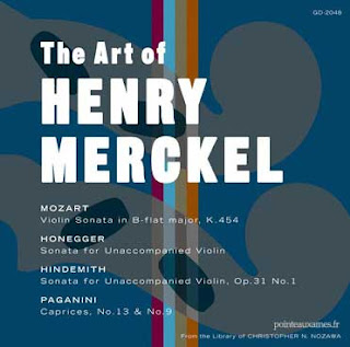 Henry Merckel GD-2048