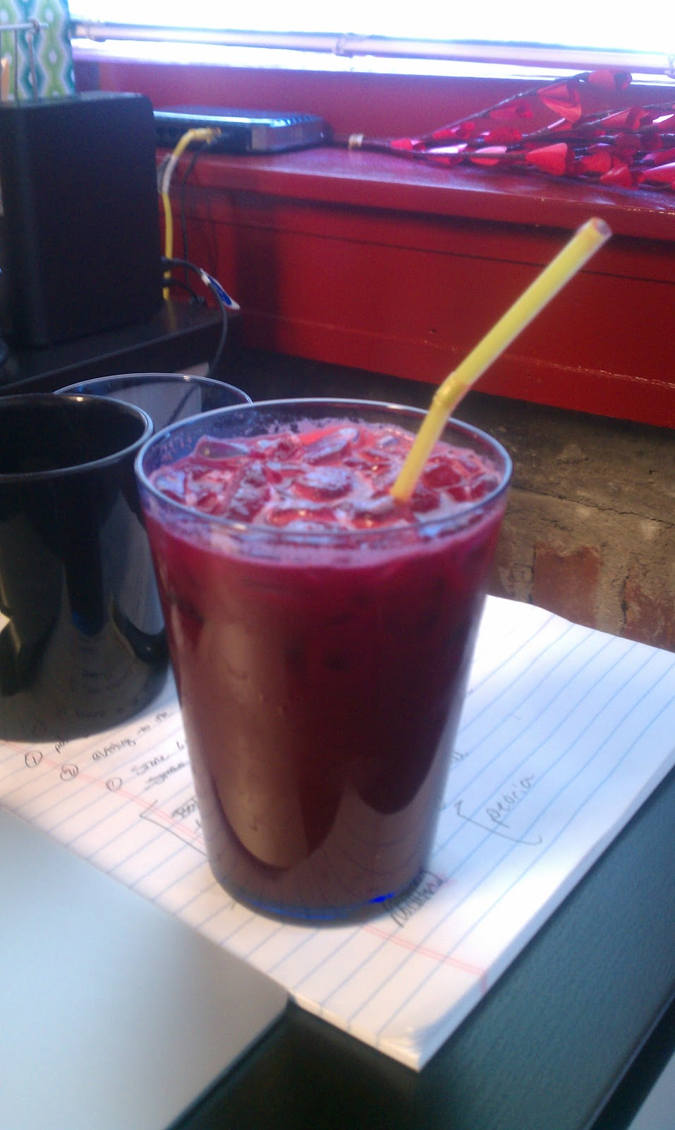 ... beet, 5 chopped carrots, 1 cored and chopped apple, 1/4 cup fresh mint