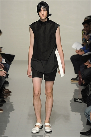j w anderson spring summer 13 menswear london collections