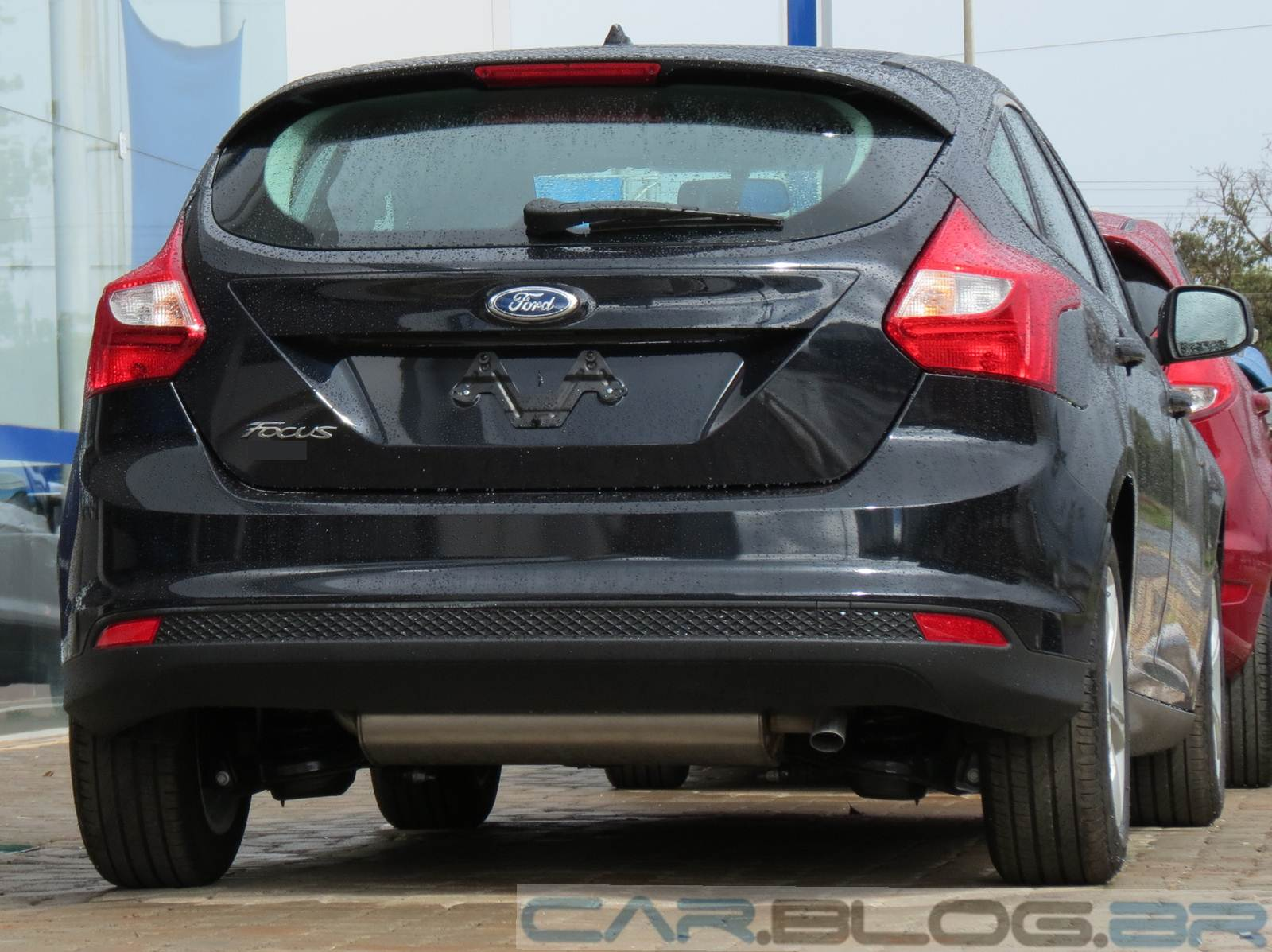 Ford focus s 1 6 2015