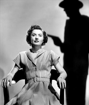 Barbara Stanwyck in The File on Thelma Jordan