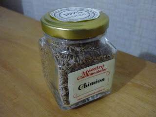 borcanel cu seminte de chimion