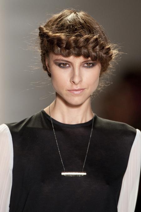 Các kiểu tóc tết đẹp nhất 2013 dành cho nữ giới