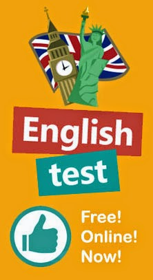 TEST YOUR ENGLISH!