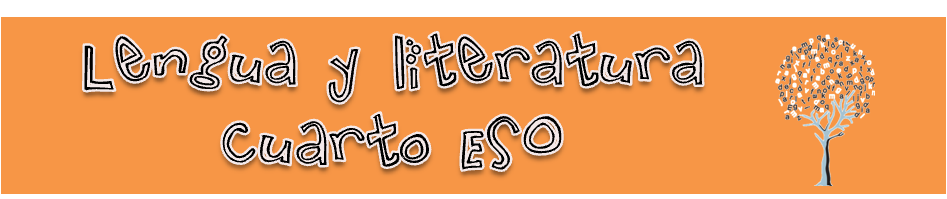 Lengua y literatura 4º