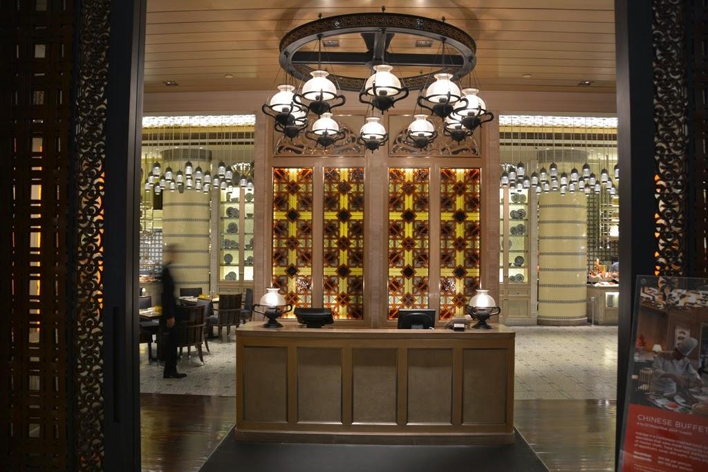 Restaurant Mosaic Kuala Lumpur interior