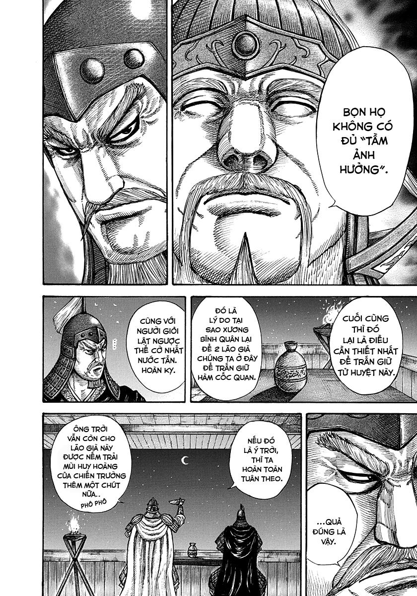 Kingdom – Vương Giả Thiên Hạ (Tổng Hợp) chap 291 page 16 - IZTruyenTranh.com