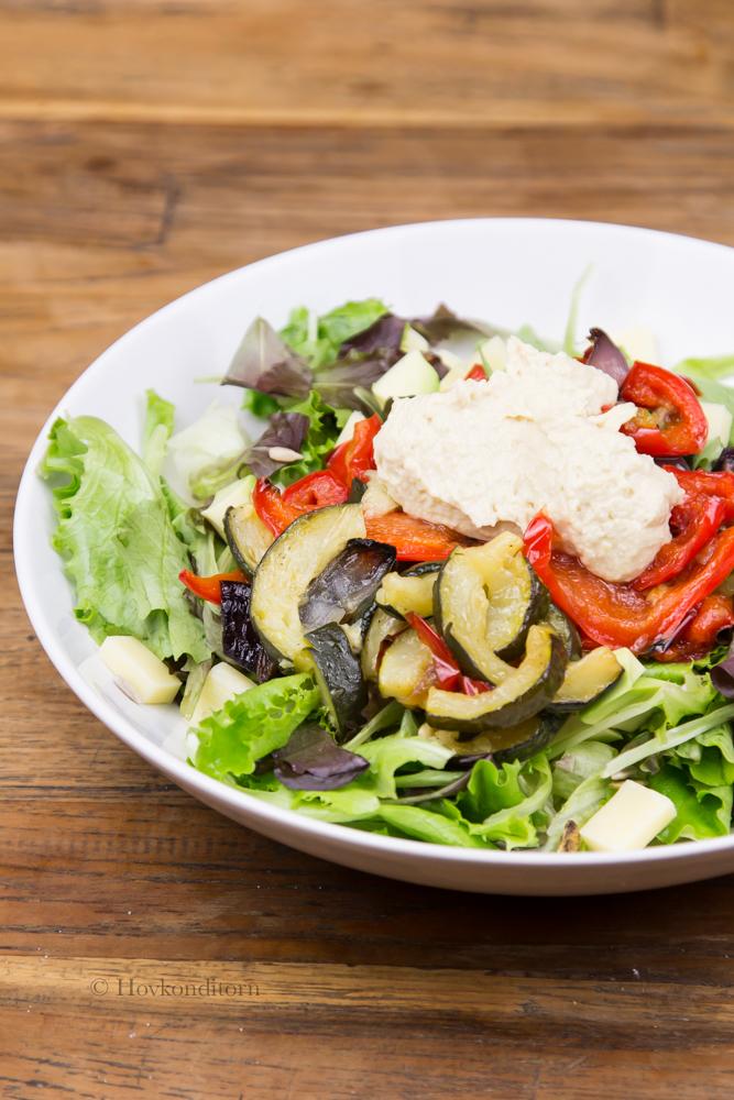 Hovkonditorn: Oven Roasted Vegetables