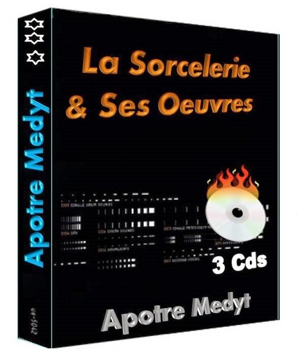 CD en vente sur notre Site