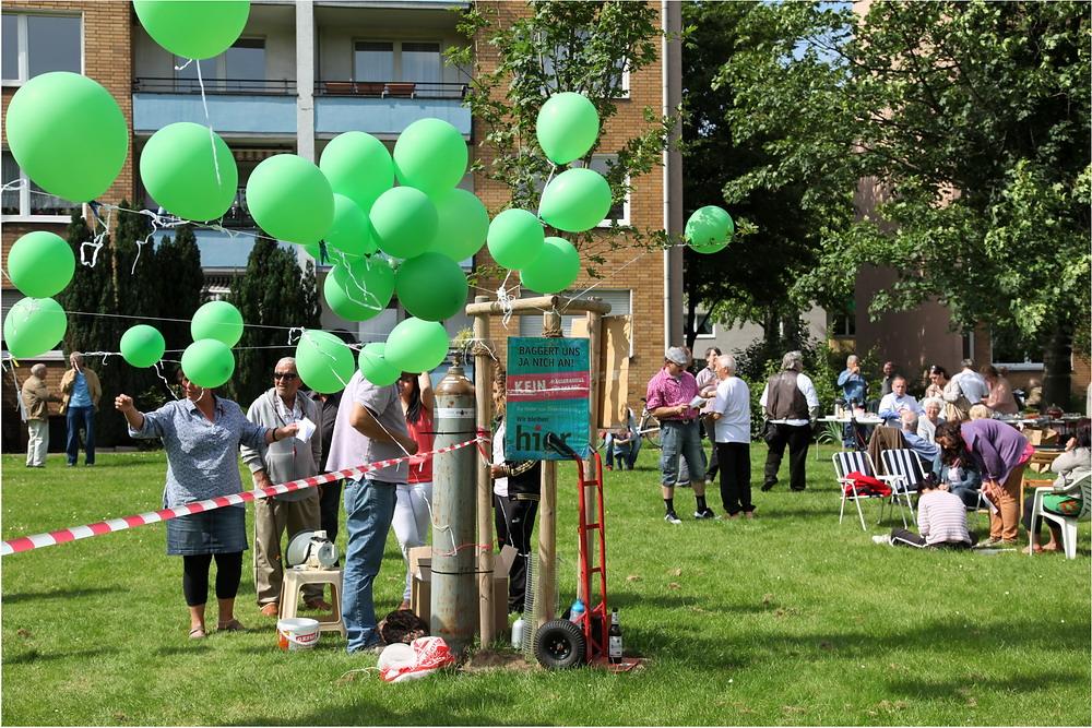 Bruckhausen blog w stung duisburg for Luftballons duisburg