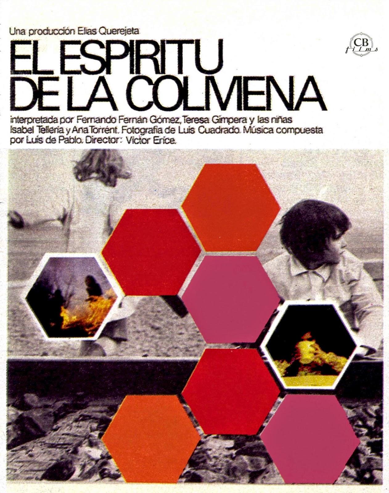 EL+ESPIRITU+DE+LA+COLMENA+-+Spanish+Post