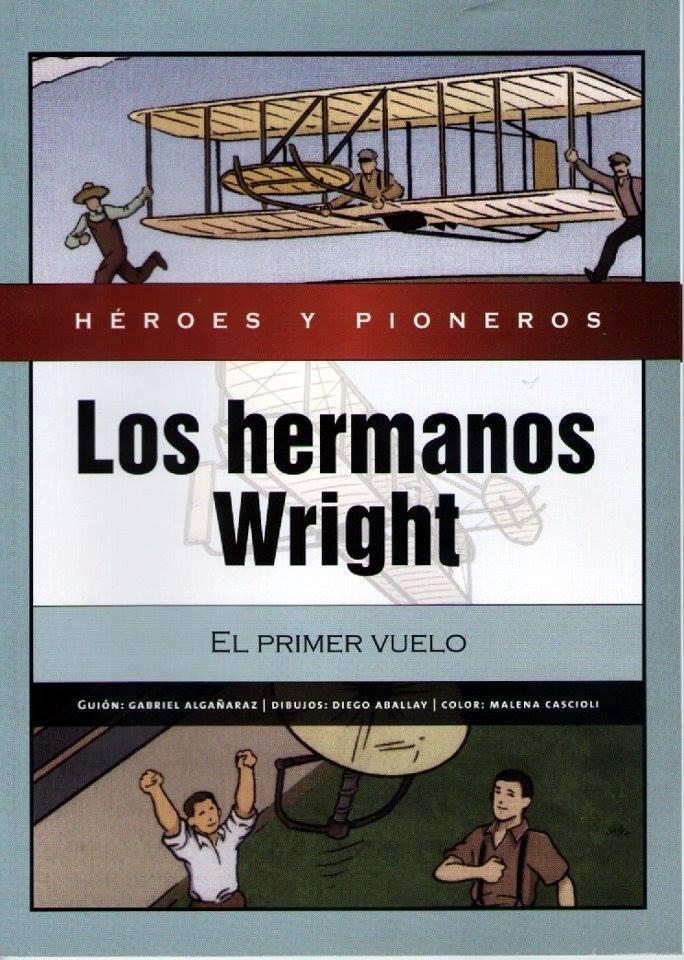 Los hermanos Wright (Chile) con Gabriel Algañaraz y Malena Cascioli
