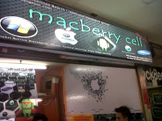 Macberry Cell