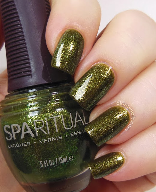 SpaRitual Optical Illusion swatch