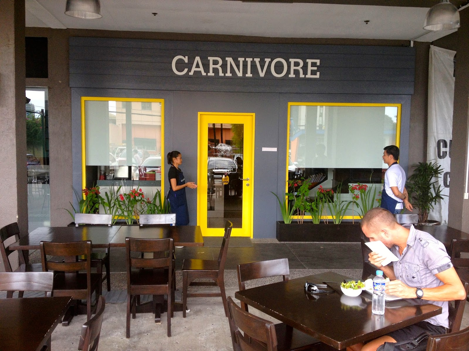 Carnivore Cebu