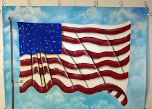 WALL HANGING Art MURAL FLAG