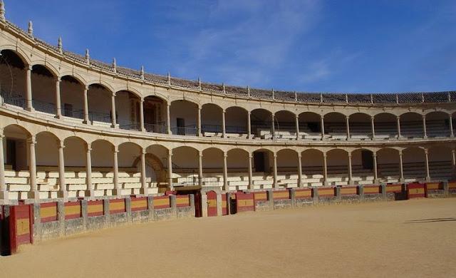 plaza de toros de Ronda viajes y turismo