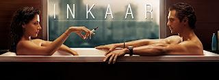 Inkaar - Facebook TIMELINE Cover - Hot Chirangda Singh and Arjun Rampal
