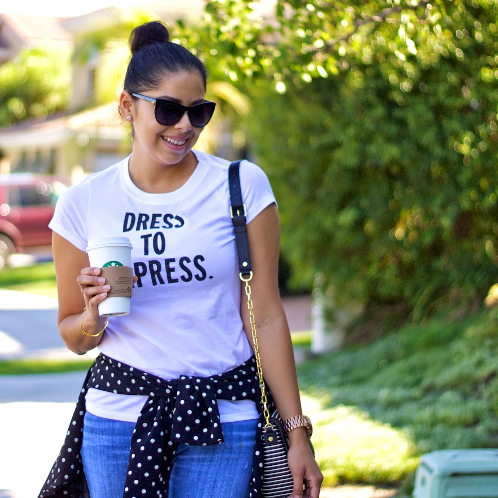 coffee date outfit, dress to impress t shirt, t shirt dressed up, how to dress up a t shirt