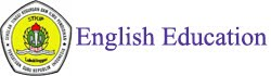 ENGLISH EDUCATION STKIP PGRI LL