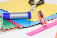 material para hacer lamparillas de papel
