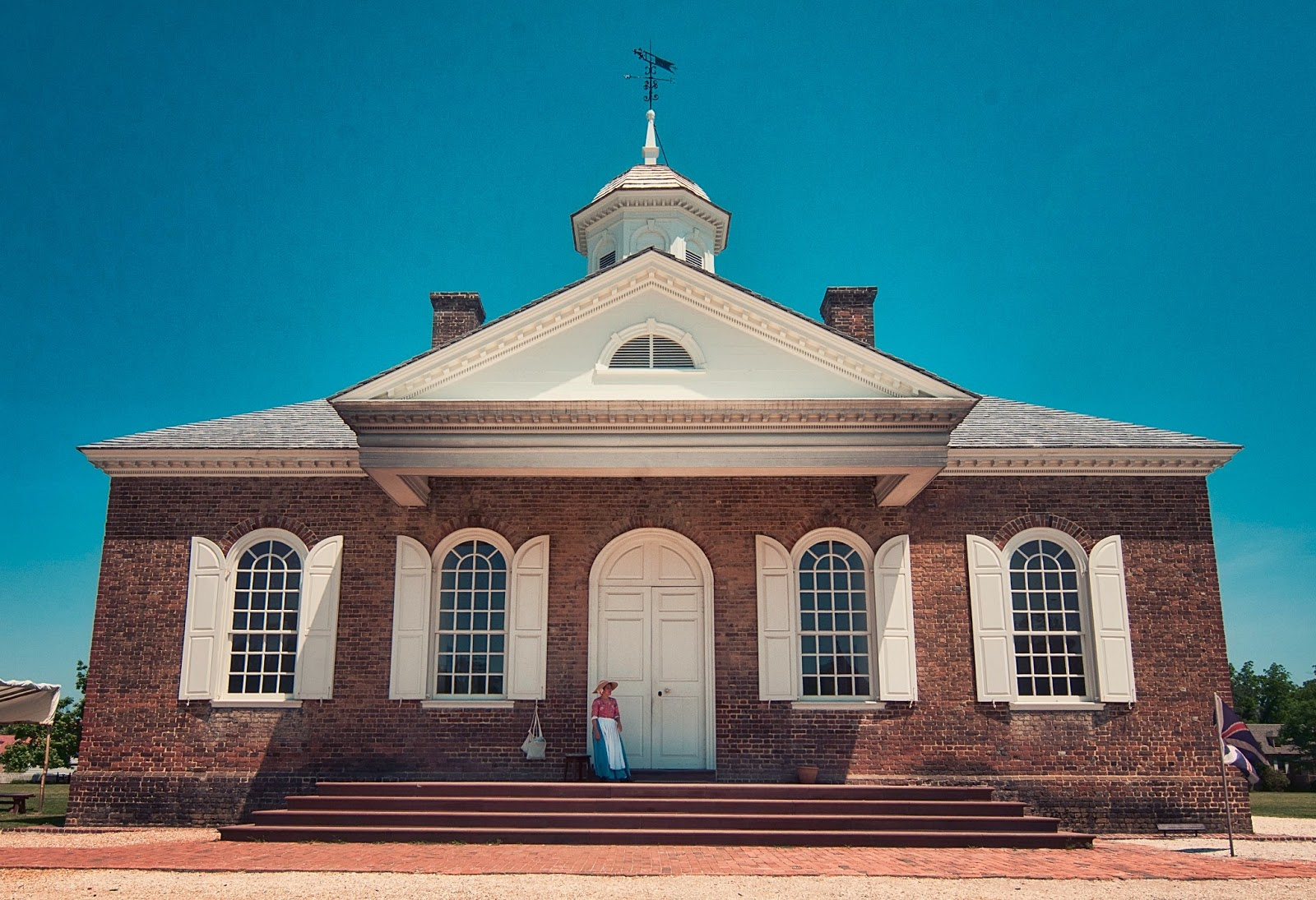 Finding jerry and mary yorktown jamestown and for To do in williamsburg
