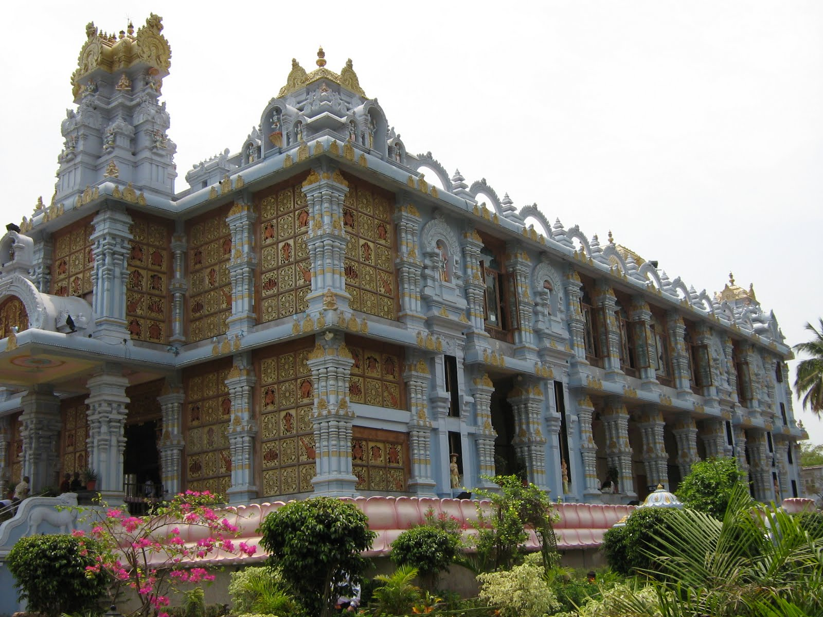 Iskcon temple tirupati images