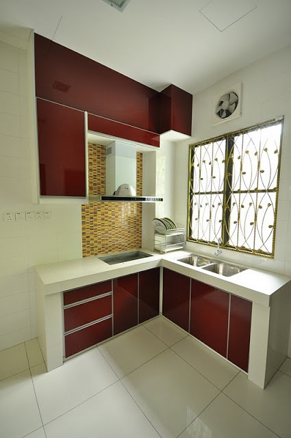 Unity design kitchen cabinet malaysia picture ideas with kitchen and