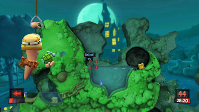Download Worms Revolution FLT Pc Game