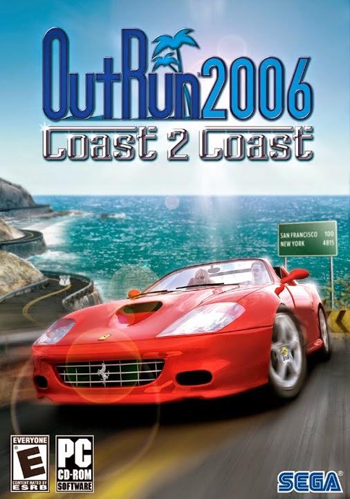 descargar Outrun 2006 Coast 2 Coast pc full español