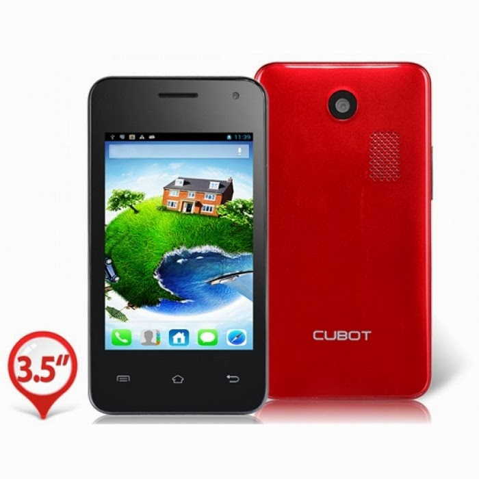 Cubot C7 Capacitive Touch