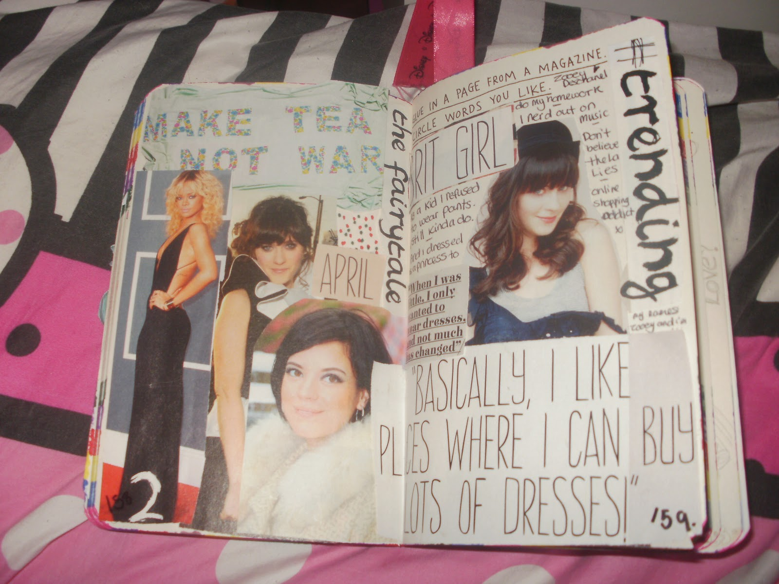 Life in a kawaii paradise wreck this journal 3 of me but the whole point of wreck this journal is to test yourself as well as the book and see how far your creativity will take you so here we go solutioingenieria Images