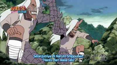 Naruto Shippuden Episode 303 Subtitle Indonesia