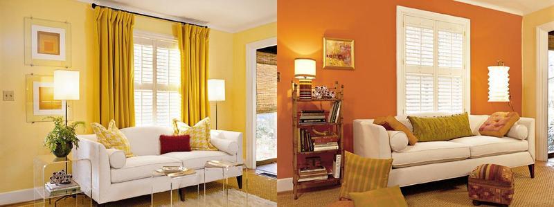 Ideje za odabir boje u enterijeru