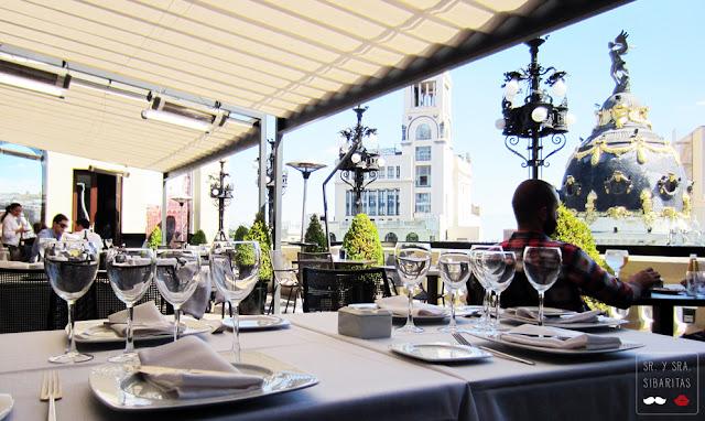 Agora azotea hotel ada palace 00