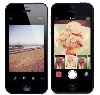 Flickr updated with new camera, live filters for iPhone