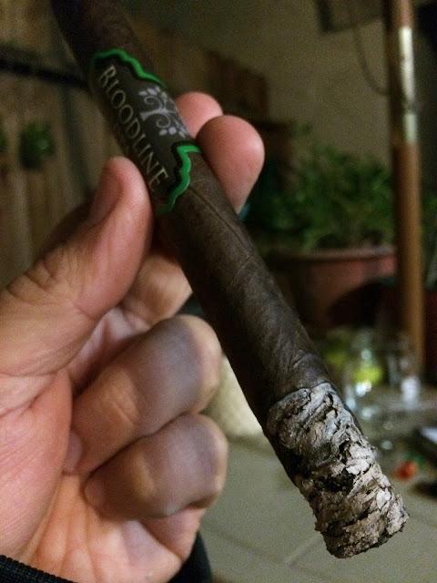 Bloodline OPA Maduro cigar 3