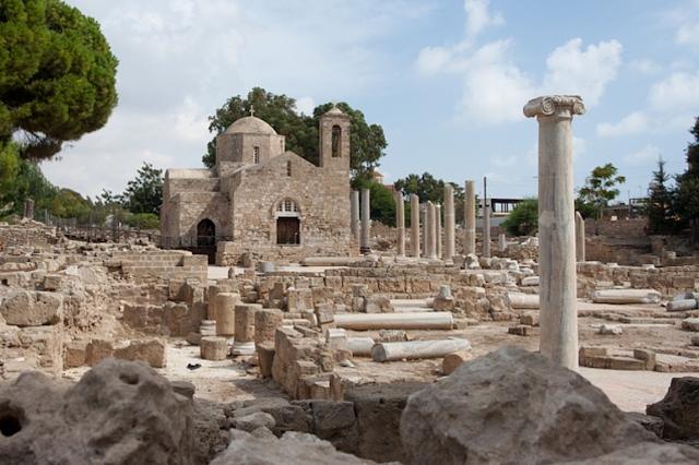 Chapel an early Christian Church