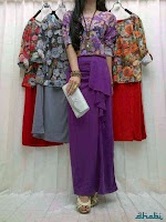 Maxi Spandex Bunga SOLD OUT