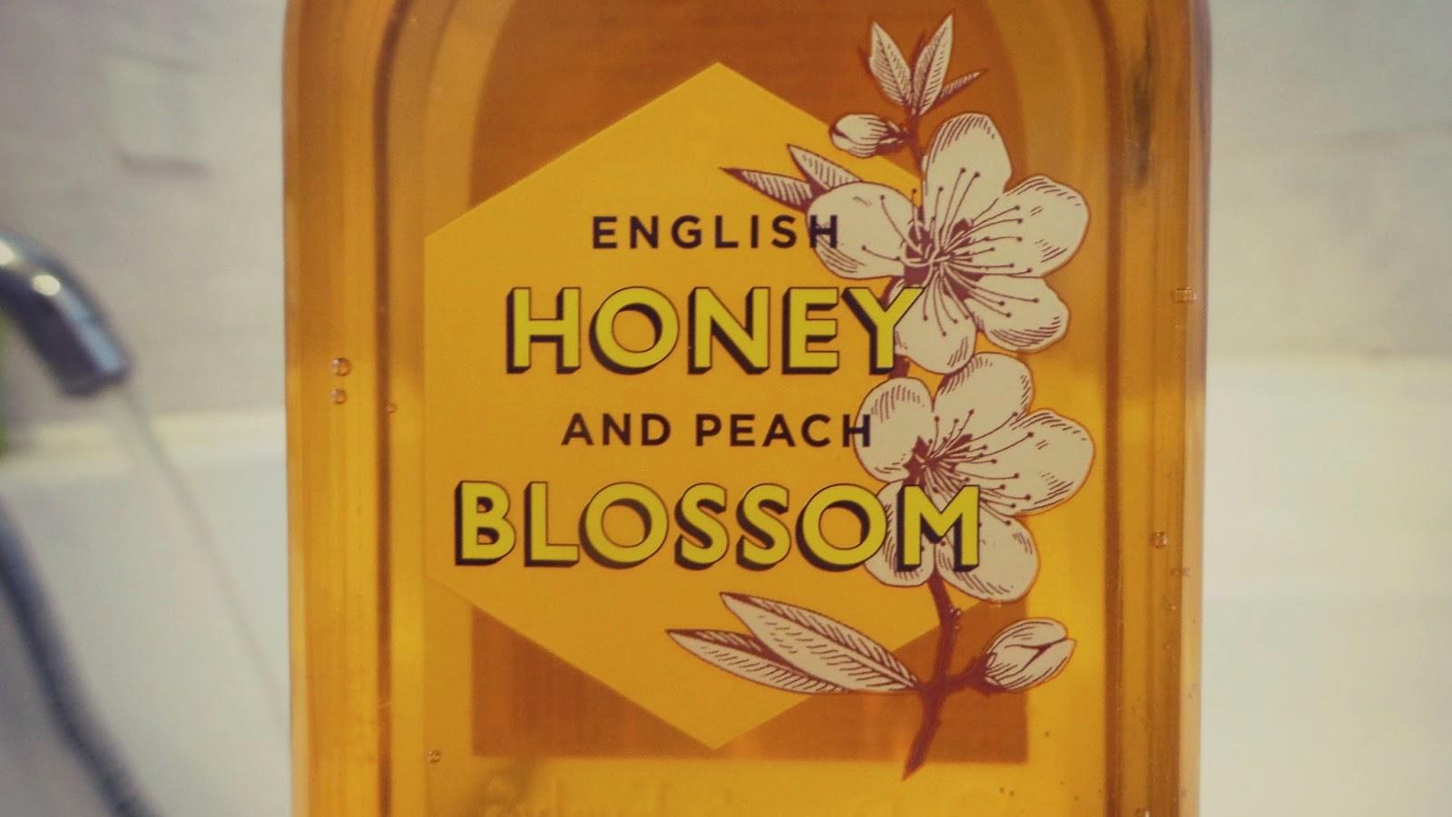 Honey bath bubbles