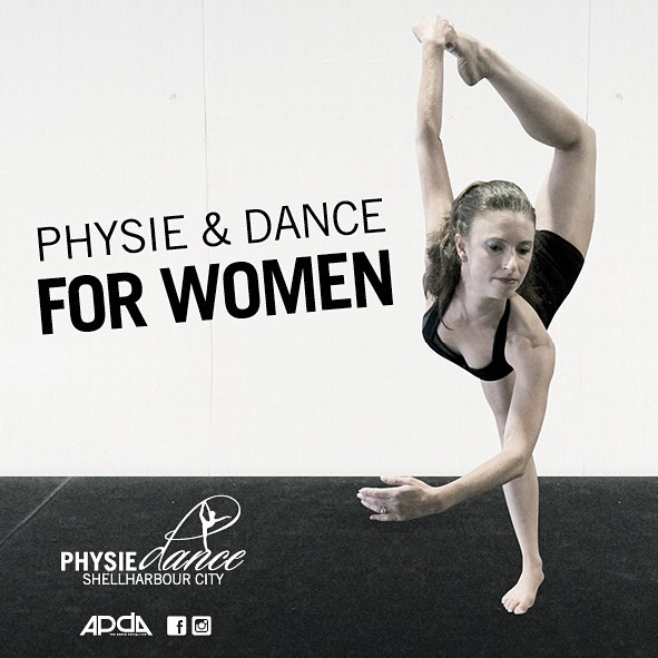 Ladies 18 - 60+ years, beginners to advanced