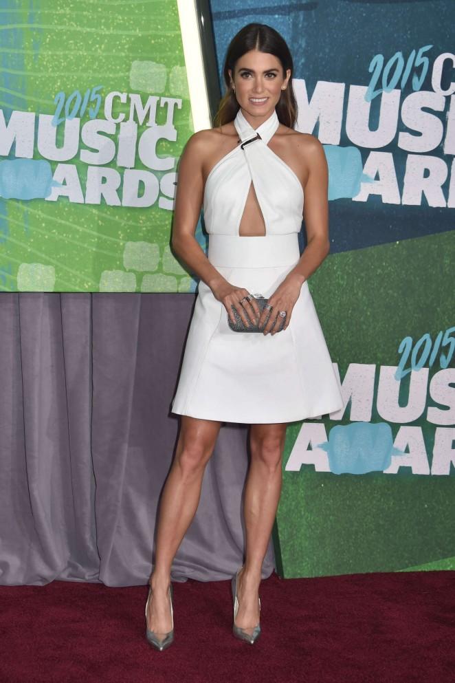Nikki Reed – 2015 CMT Music Awards in Nashville