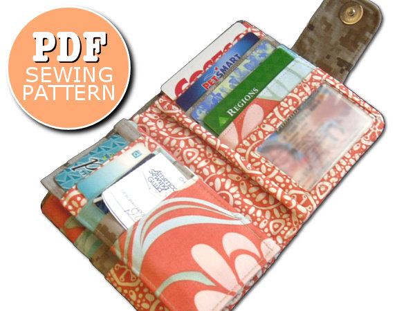 Stitches and Seams: Wallets for Sale … Get-cher Fresh Wallet Patterns